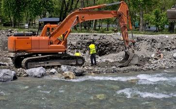 Rénovation de rivière